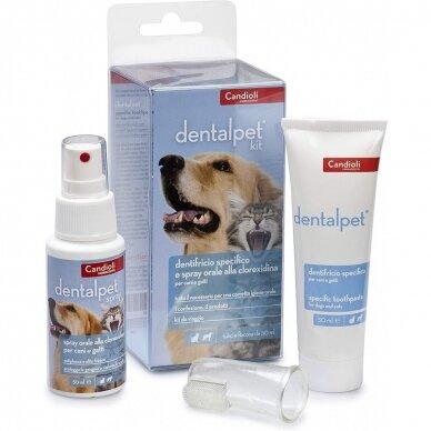 Rinkinys dantų priežiūrai DentalPet® Kit