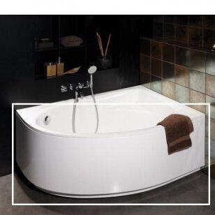 Didelis priekinis uždengimas voniai PAA Tre