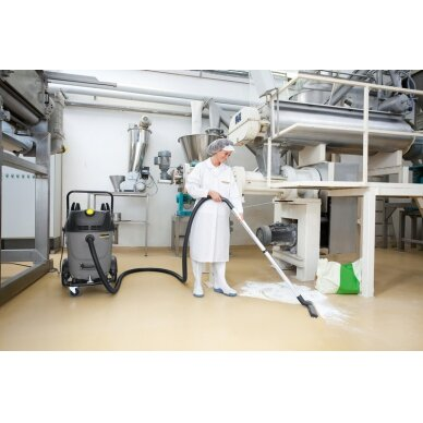 Didelio efektyvumo dulkių siurblys NT 65/2 Tact² Tc*EU Kärcher 2