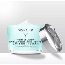 Drėkinamasis veido kremas Yonelle Fortefusion Hyaluronic 55ml