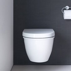 Duravit pakabinamas WC Darling su Soft Close dangčiu