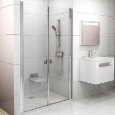 Dušo durys Ravak Chrome CSDL2 90, 100, 110, 120 cm
