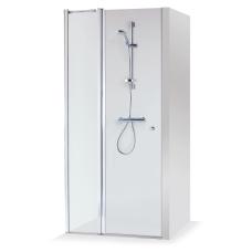 Dušo durys nišoms Baltijos Brasta Greta Plius 80, 90, 100, 110, 120 cm