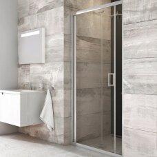 Stumdomos dušo durys Ravak Blix BLDZ2 70, 80, 90 cm