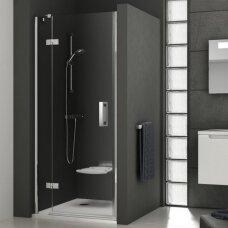 Dušo durys Ravak SmartLine SMSD2 90, 100, 110, 120 cm