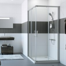 Dušo kabina Huppe Classic 2 90, 100 cm
