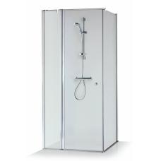 Dušo kabina Baltijos Brasta Karina 80, 90, 100 cm