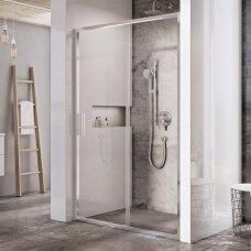 Dušo durys Ravak Blix Slim BLSDP2 100, 120 cm