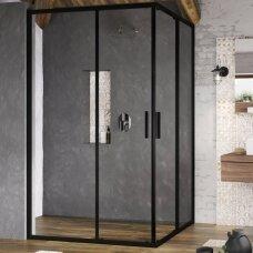 Dušo kabina Ravak Blix Slim BLSRV2K 80, 90, 100, 120 cm
