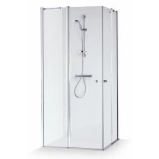 Dušo kabina Baltijos Brasta Sima 80, 90, 100 cm