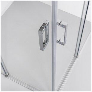 Dušo kabinų ir dušo pertvarų eksploatavimo ir priežiūros rekomendacijos