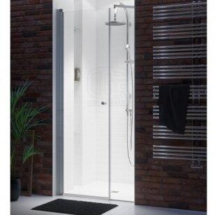 Dušo durys Griubner AL-D11 80, 90, 100, 110, 120, 130, 140 cm