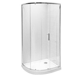 Dušo kabina Jika Tigo 100x80 cm