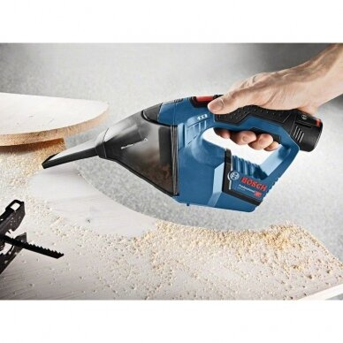 Dulkių siurblys Bosch GAS 12 V  Professional, 2x2,5Ah 3