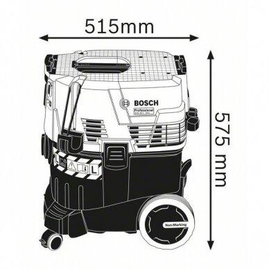 Dulkių siurblys Bosch GAS 35 L AFC Professional 6