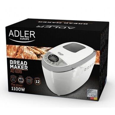 Duonos kepimo krosnelė Adler AD-6019 2