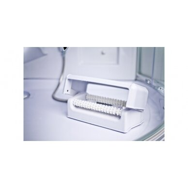 Duschy masažuojanti garo kabina tonuota 103x103x217 cm LED 3