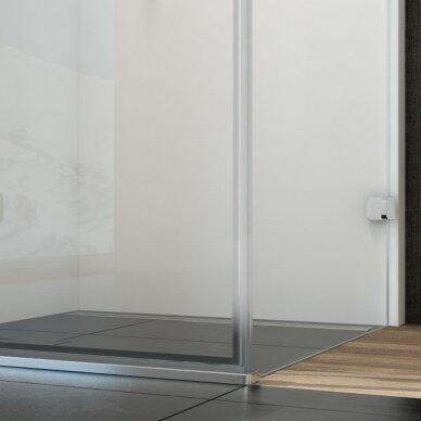 Dušo durys Ravak Brilliant BSD2 80, 90, 100 cm 7