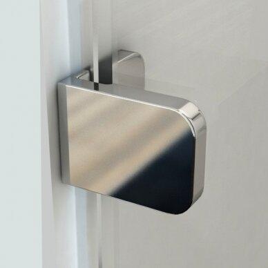 Dušo durys Ravak Brilliant BSD2 80, 90, 100 cm 6