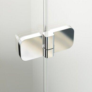 Dušo durys Ravak Brilliant BSD2 80, 90, 100 cm 4