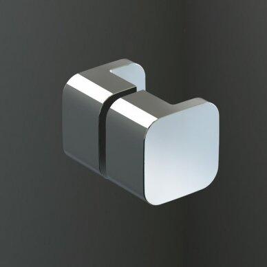 Dušo durys Ravak Brilliant BSD2 80, 90, 100 cm 3