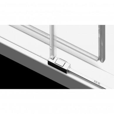 Dušo durys į nišą Radaway Idea DWJ 100, 110, 120, 130, 140, 150, 160 cm 3