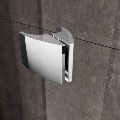 Dušo durys Ravak Pivot PDOP2 100, 110, 120 cm 2