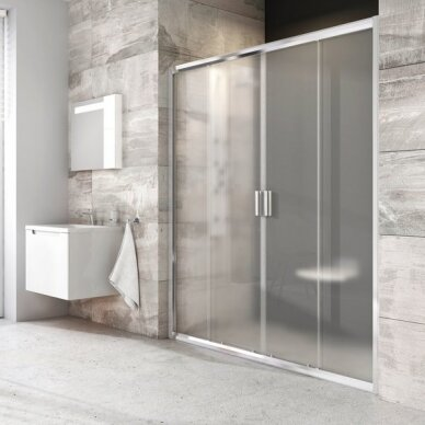 Dušo durys Ravak Blix BLDP4 120 - 200 cm