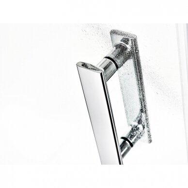 Dušo durys Ravak SmartLine SMSD2 90, 100, 110, 120 cm 3