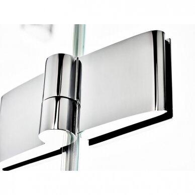Dušo durys Ravak SmartLine SMSD2 90, 100, 110, 120 cm 4
