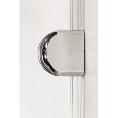 Dušo durys su sienele Brasta Glass Irma 80, 90, 100, 110, 120 cm 4