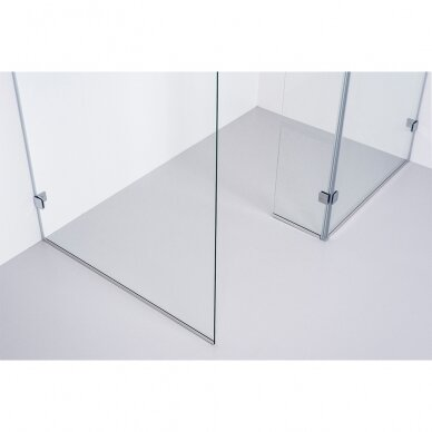 Dušo kabina Brasta Glass Bona 140, 150, 160 cm 2