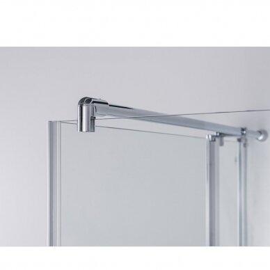 Dušo kabina Brasta Glass Karina 80, 90, 100 cm 2