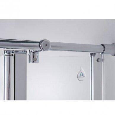 Dušo kabina Brasta Glass Karina 80, 90, 100 cm 3