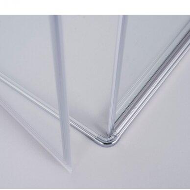 Dušo kabina Brasta Glass Kristina 80, 90, 100 cm 4