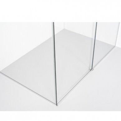 Dušo kabina Brasta Glass Milda soft 110, 120, 130 cm 2