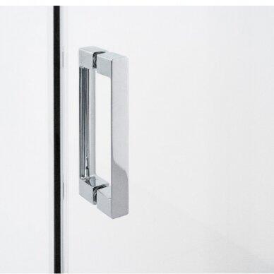 Dušo kabina Brasta Glass Milda soft 110, 120, 130 cm 3