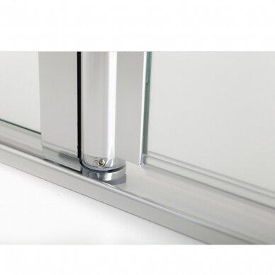 Dušo kabina Brasta Glass Sima 80, 90, 100 cm 5