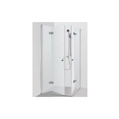Dušo kabina Brasta Glass Simona 80, 90, 100 cm 3