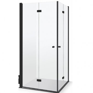Dušo kabina Brasta Glass Simona 80, 90, 100 cm 2