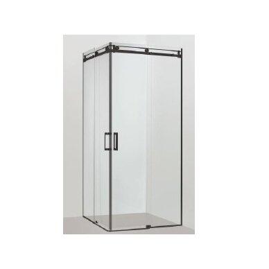 Dušo kabina Brasta Glass Vesta 80, 90, 100 cm 2