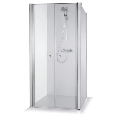 Dušo kabina Brasta Glass Erika 80, 90, 100 cm