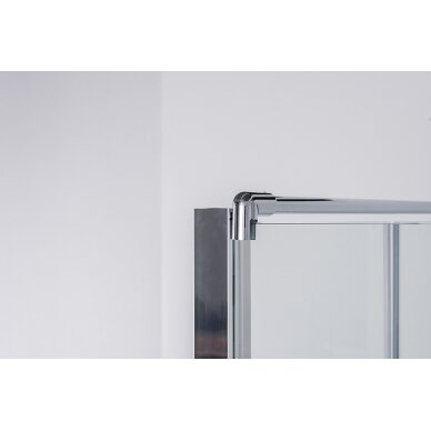 Dušo kabina Brasta Glass Erika 80, 90, 100 cm 4