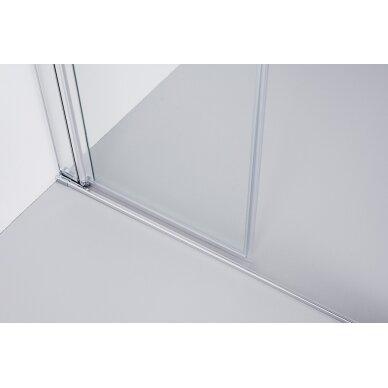 Dušo kabina Brasta Glass Erika 80, 90, 100 cm 3