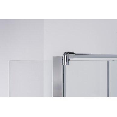 Dušo kabina Brasta Glass Erika Plius 80, 90, 100 cm 3
