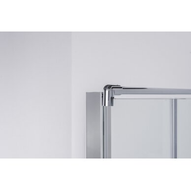 Dušo kabina Brasta Glass Erika Plius 80, 90, 100 cm 4