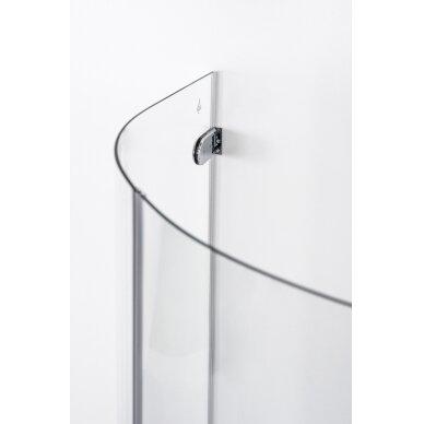 Dušo kabina Brasta Glass Julija 90 cm 5