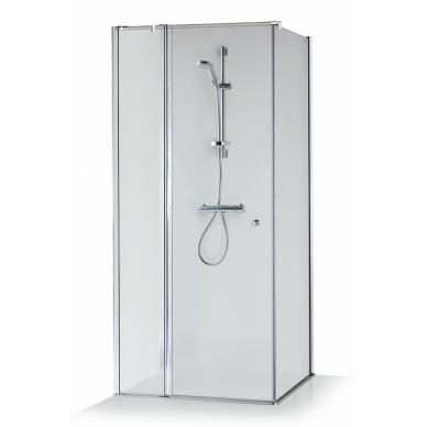 Dušo kabina Brasta Glass Karina 80, 90, 100 cm