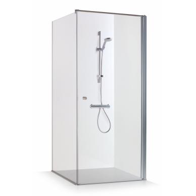 Dušo kabina Brasta Glass Kristina 80, 90, 100 cm