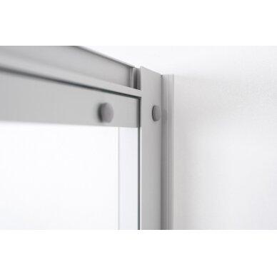 Dušo kabina Brasta Glass Laima 110, 120, 130 cm 4